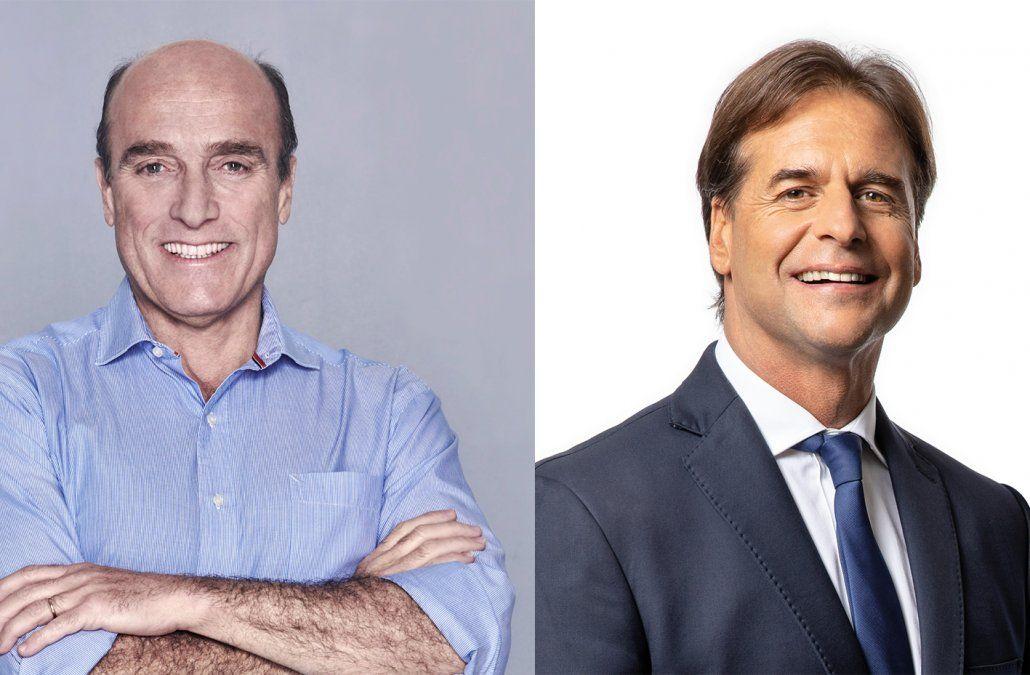 Segunda encuesta de Equipos: Lacalle Pou 48%, Martínez 42%