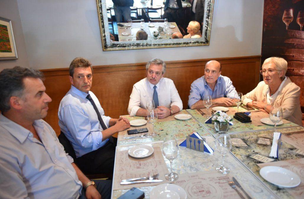 Estoy obligado a llevarme bien con quien resulte presidente en Uruguay, dijo Alberto Fernández