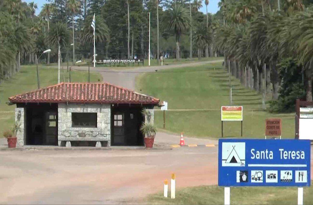 A partir de diciembre vehículos deberán pagar para ingresar al Parque Santa Teresa