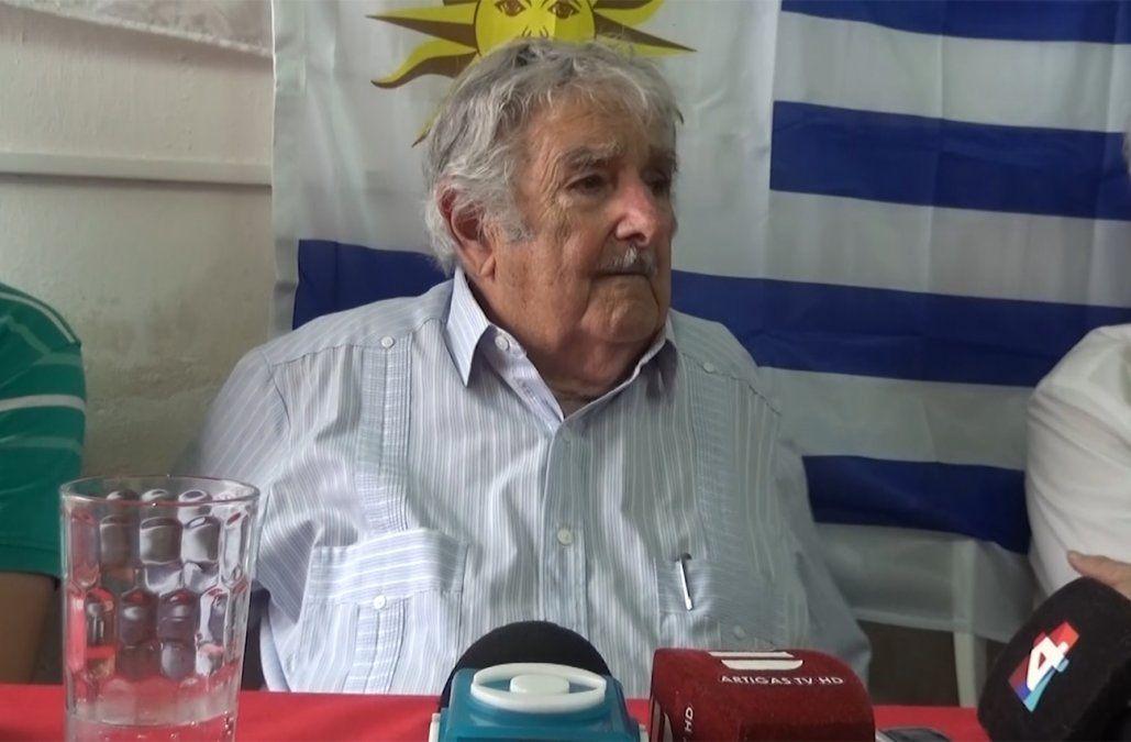 Mujica: un presidente tiene que tener una fuerza política colectiva que lo respalde