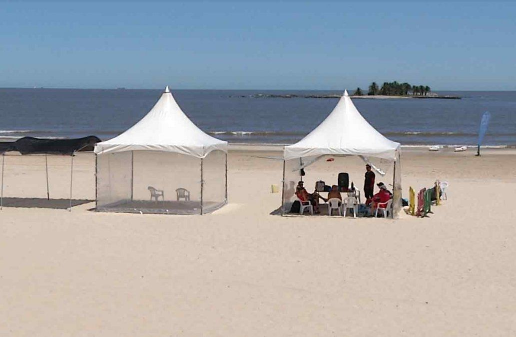 A partir del sábado comienza servicio de guardavidas en playas de Montevideo