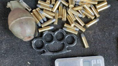 Adolescente con granada activa fue internado en dependencias del INAU - Subrayado.com.uy