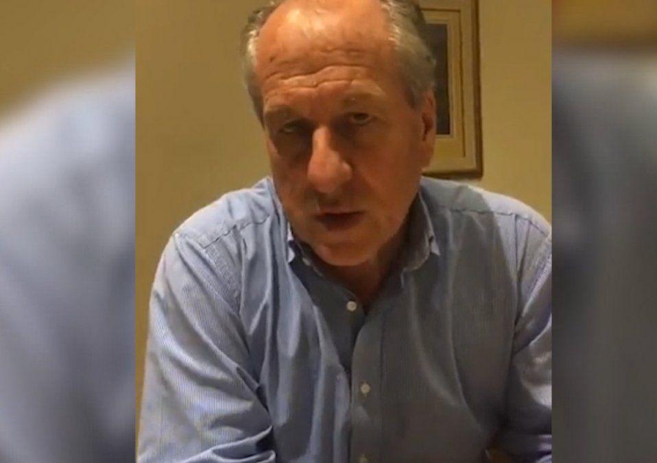 Murro convocó a los votantes a apoyar a Daniel Martínez con cinco razones