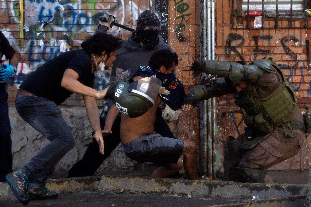 Incidentes y saqueos se dieron en varias ciudades