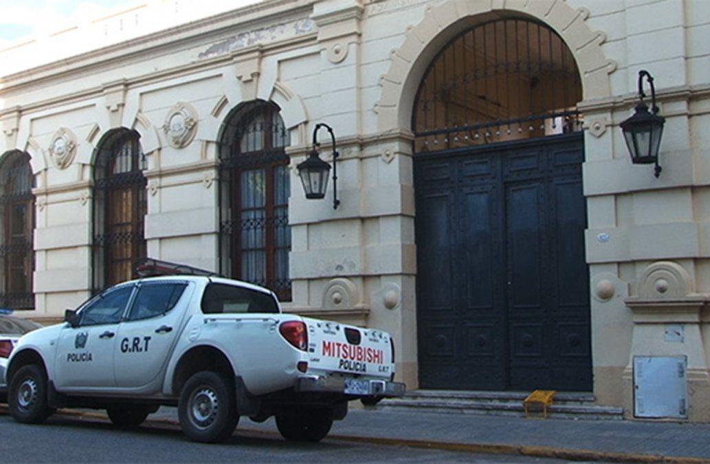 Reyerta entre presos de la cárcel de Paysandú derivó en importante despliegue policial