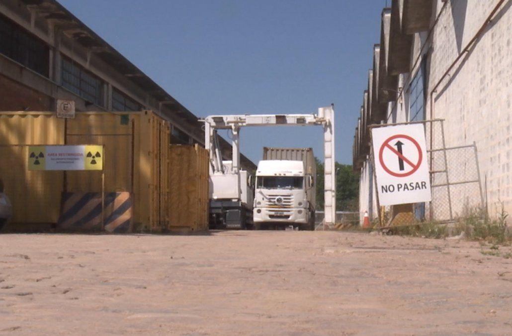Incautaron tres toneladas de cocaína en un contenedor que llegó en barcaza de Paraguay