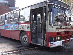 Sindicatos resolvieron realizar un paro de transporte el domingo 24 a la noche