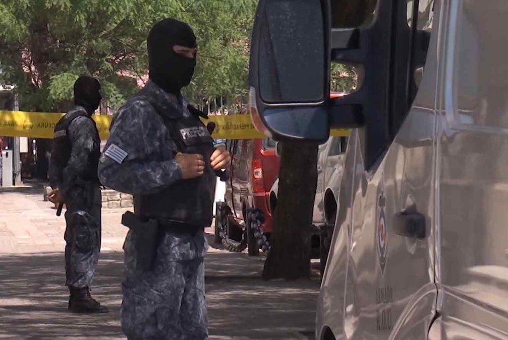 Buscan a los responsables del cargamento de más de 3 toneladas de cocaína
