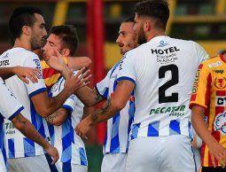 Cerro Largo le ganó al líder Progreso y jugará Copa Libertadores por primera vez