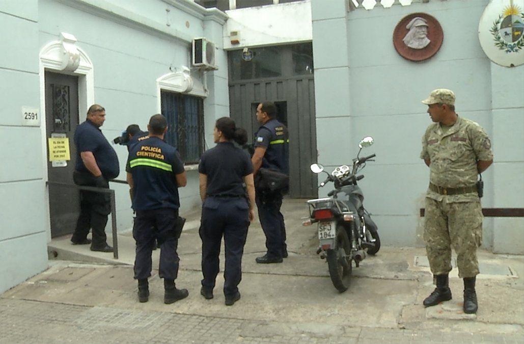 Robaron en predio del Ministerio de Defensa donde trabajaba el Grupo por Verdad y Justicia