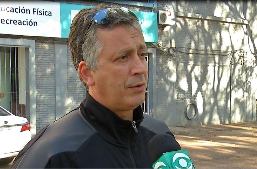 Amenazaron de muerte al presidente de la gremial de árbitros tras la derrota de Nacional