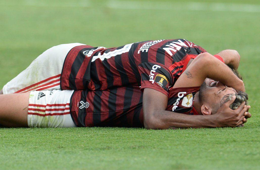 Con dos goles al final del partido, Gabigol lo dio vuelta y le dio a Flamengo la Libertadores