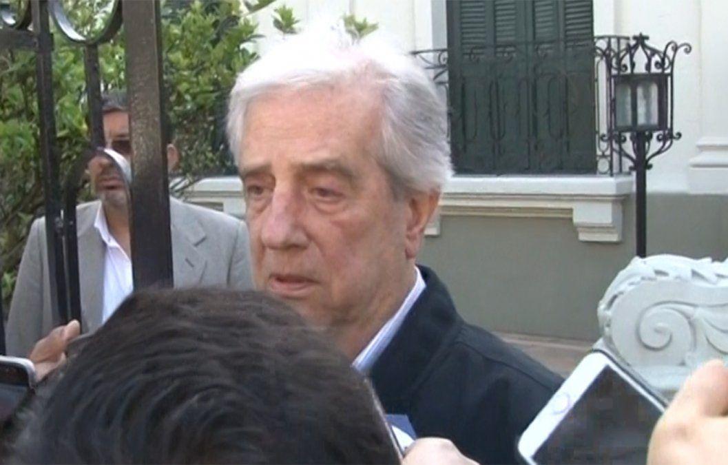 Tabaré Vázquez aceptó recibir de inmediato a Lacalle Pou de resultar electo presidente