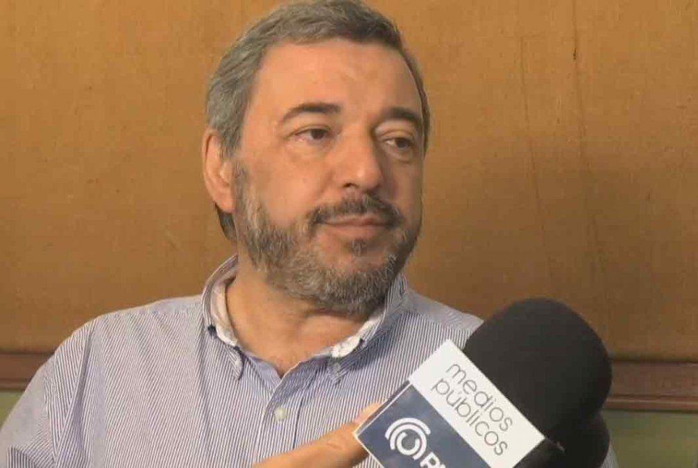 Mario Bergara expresó que el Frente Amplio siempre fue una fuerza de paz