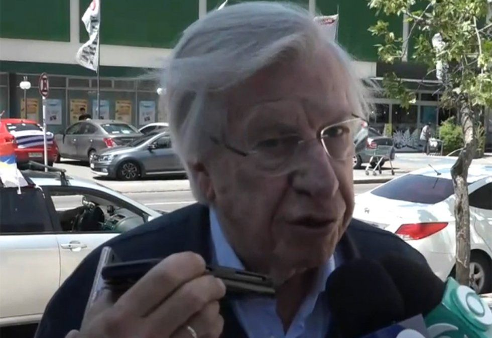 El mensaje de Manini Ríos no le hace bien a la democracia, dijo Astori