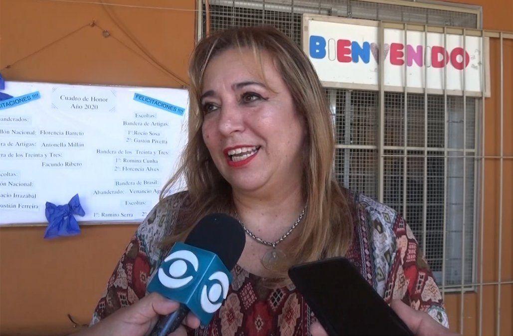 Esposa de Manini restó importancia al video dirigido a militares: es un mensaje más