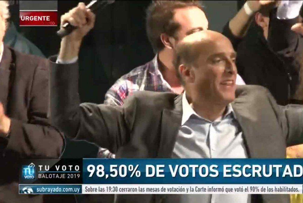 Martínez habló de una gesta increíble y dijo que hay que esperar el resultado final