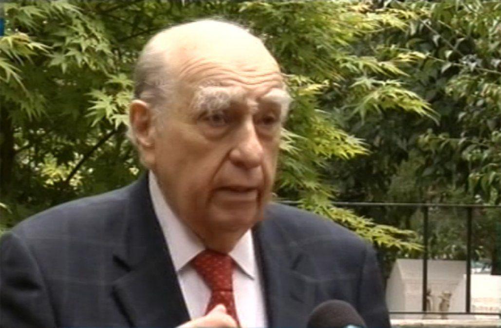 Sanguinetti restó trascendencia electoral al video de Manini y dijo que fue anecdótico