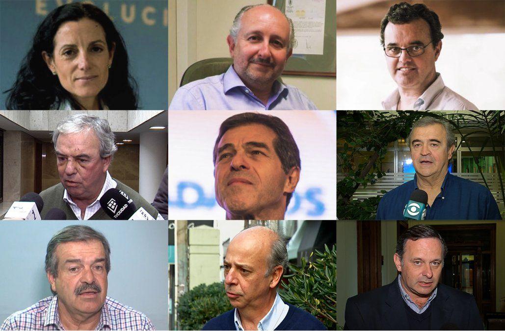 Comenzó la danza de nombres para el futuro gabinete de un gobierno de coalición
