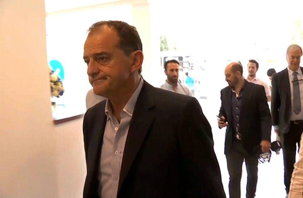 Manini Ríos se reunió con Lacalle Pou y aseguró que no será ministro, solo senador
