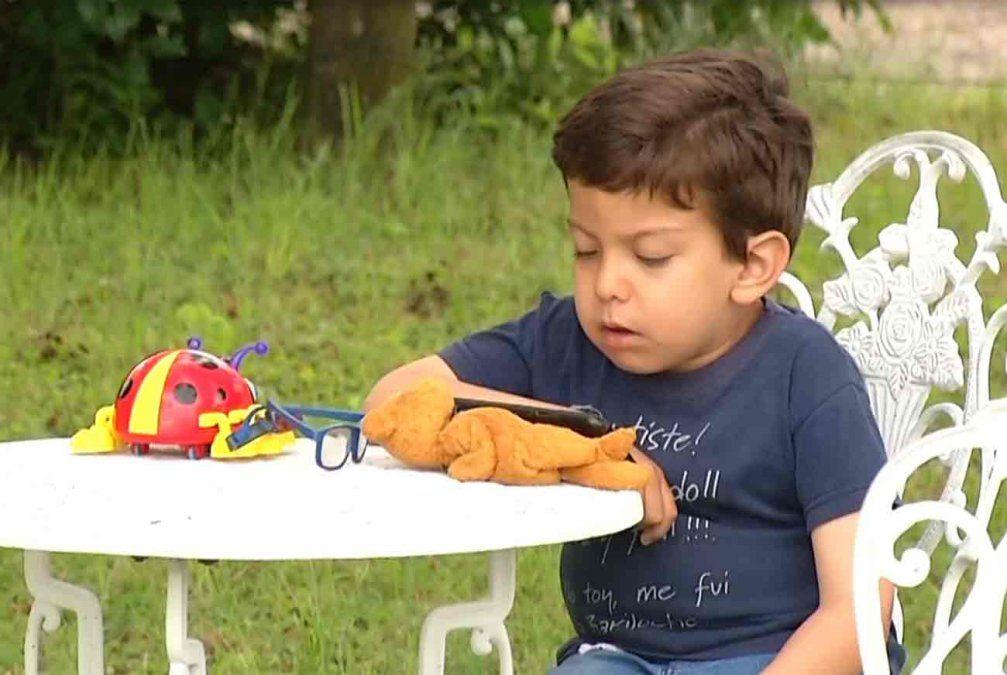 Niño que padece enfermedad de Hurler ganó juicio al Estado por medicación de alto costo