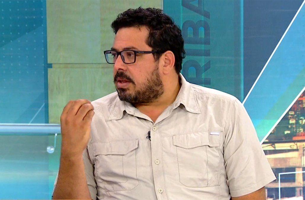 Pacha Sánchez habló de autocrítica: Acá hay una responsabilidad colectiva