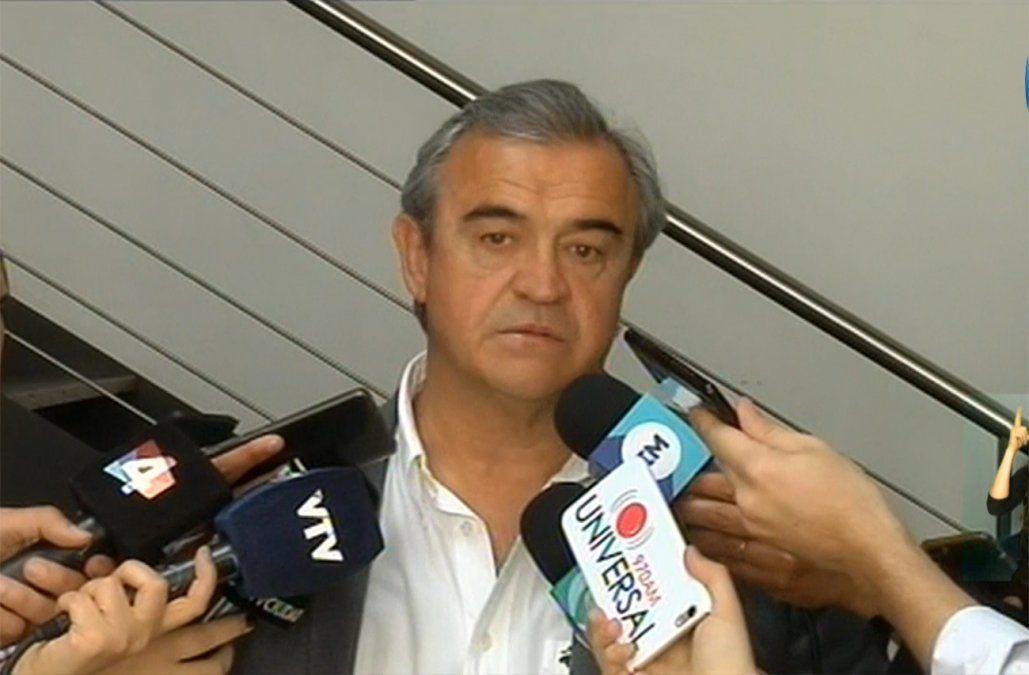 Lacalle Pou se reunió con Larrañaga y Carlos Enciso para sumarlos a su gobierno