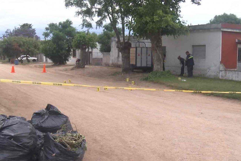 Enviado a prisión el hombre que atacó a balazos a un joven de 19 años en San Ramón