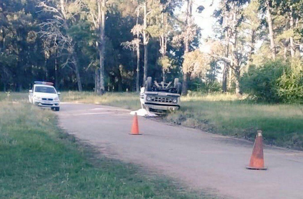 Conductor murió tras volcar la camioneta en la que viajaba en Florida