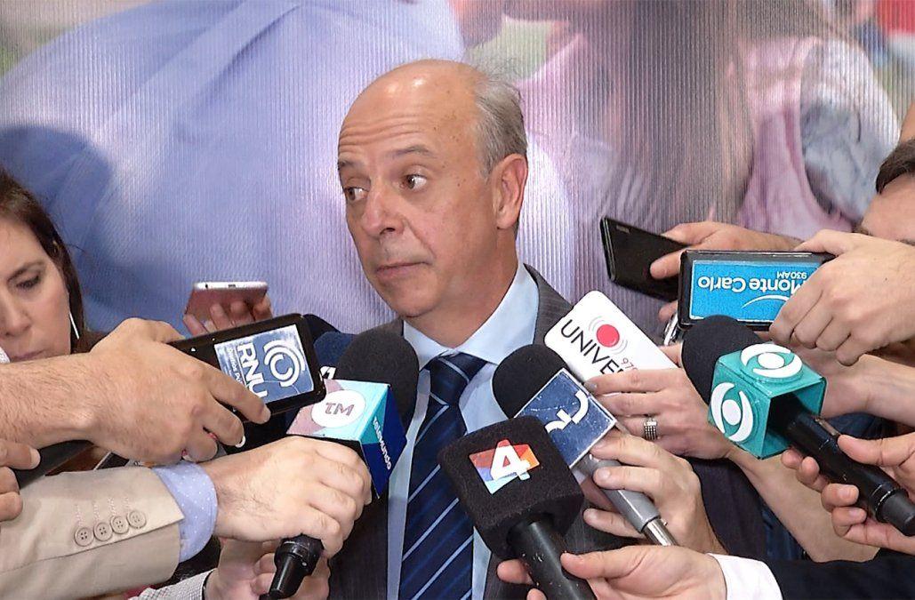 Javier García destacó la necesidad de vincular la defensa con la seguridad