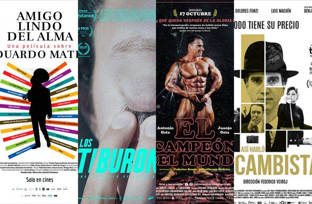 Cine nacional en el Jardín Botánico con cuatro estrenos y entrada libre