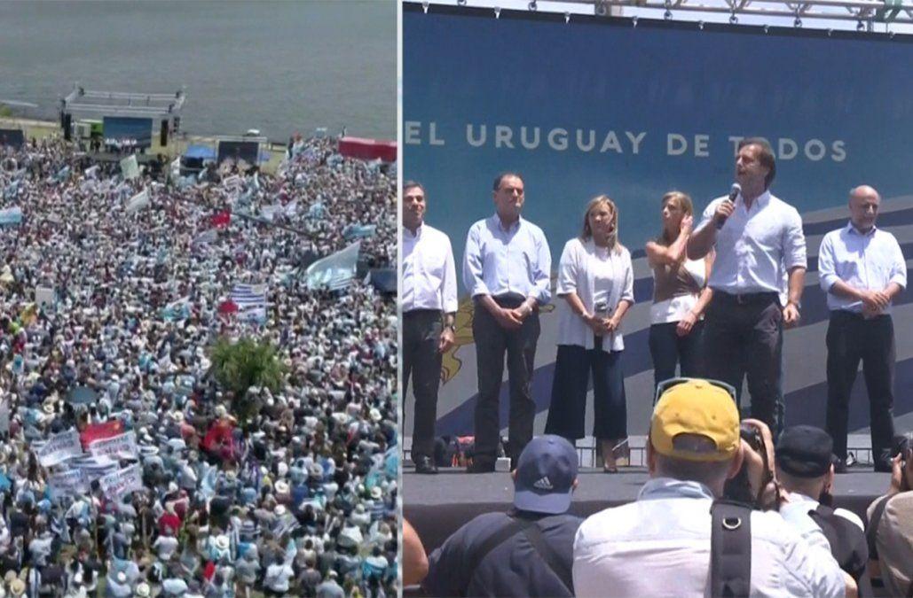 Luis Lacalle Pou: El presidente de la República es el empleado más importante de todos ustedes