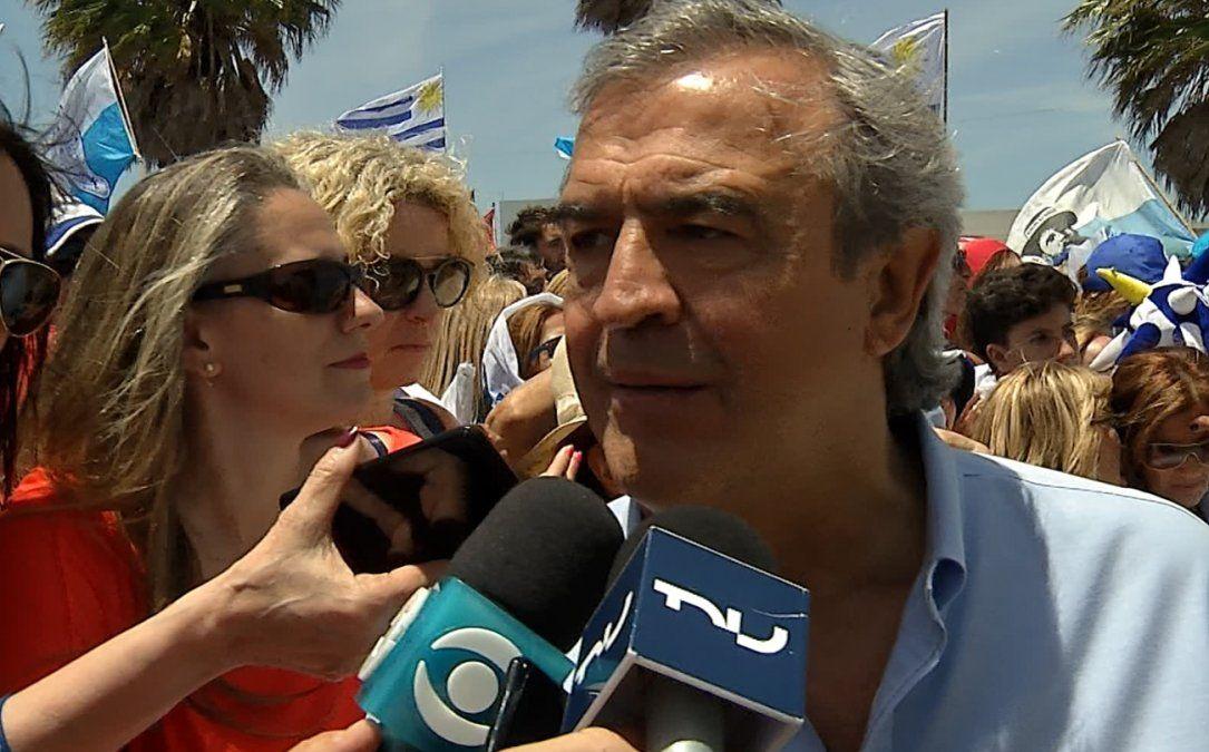 Larrañaga: las cifras de seguridad hoy son intolerables para la sociedad uruguaya