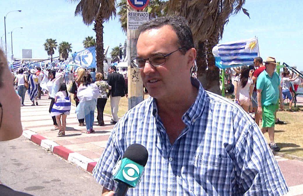 La oficina del ministro de desarrollo social va a estar en Casavalle, afirmó Pablo Bartol