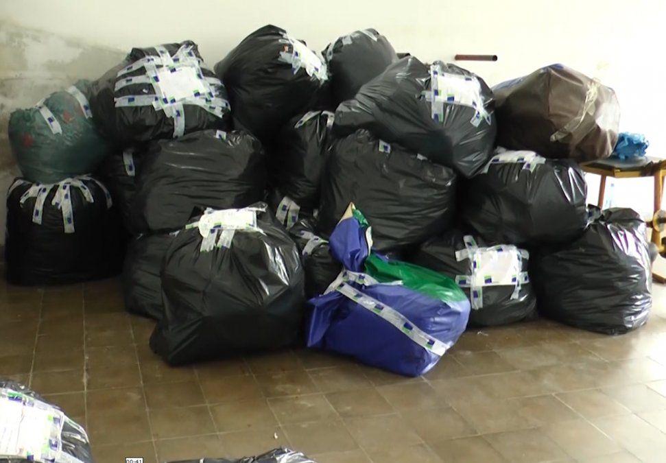 11 personas imputadas por contrabando de productos de San Pablo