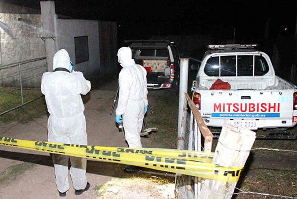 Femicidio en Paysandú: asesinó a su esposa con una escopeta y se ahorcó