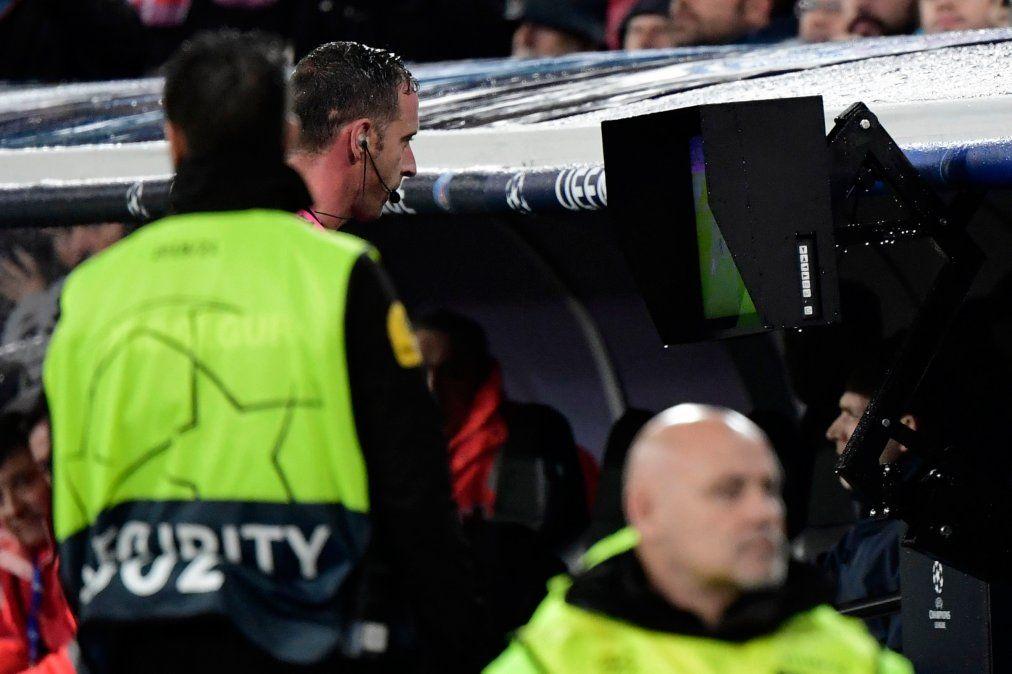 En la UEFA el VAR ya es una realidad consolidada