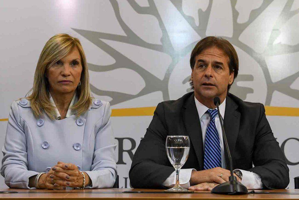 Presidente electo tras reunión con Vázquez: Quedé conforme en lo político y en lo personal