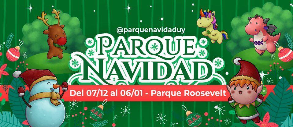 Llega Parque Navidad, el primer parque temático del Uruguay