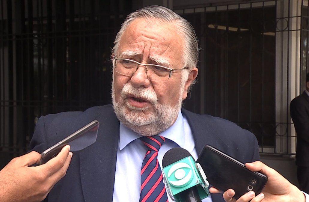 Bayardi: gobierno actual será el que decida ascensos militares en febrero