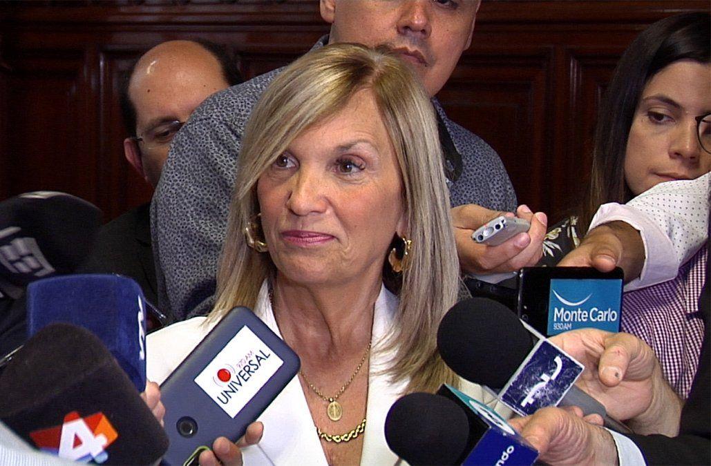 Argimón anunció recortes de gastos en el Parlamento: No hay nada que escape