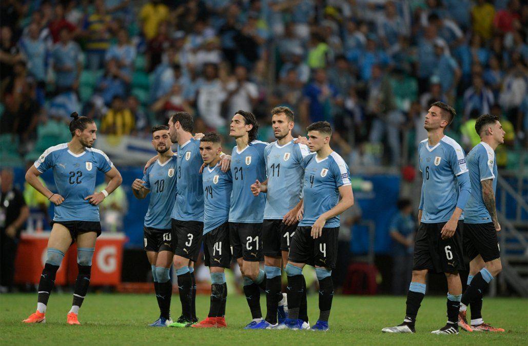 Uruguay tiene como primer rival a Australia en la Copa América 2020