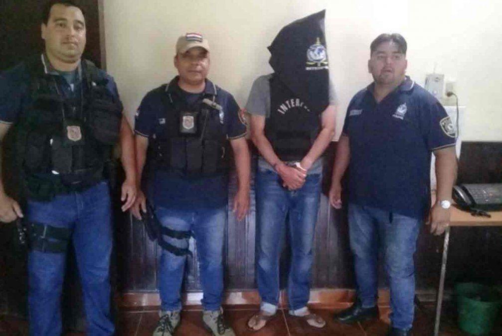 Cayó en Paraguay El Zorro, un exmilitar uruguayo vinculado a la dictadura