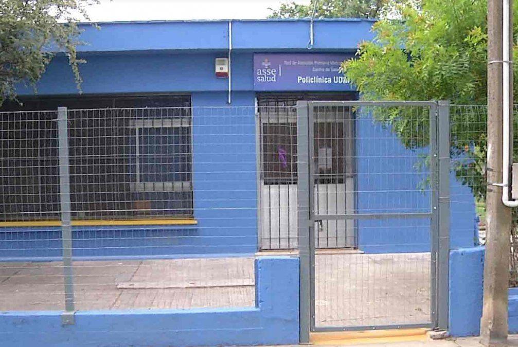 Delincuentes ingresaron a policlínica de ASSE y robaron las armas a los custodias