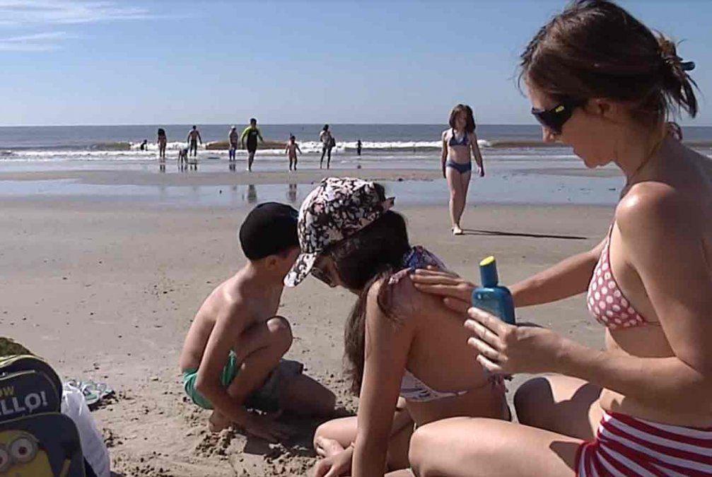 MSP alertó por aumento de casos de cáncer de piel y recomendó uso de protector solar