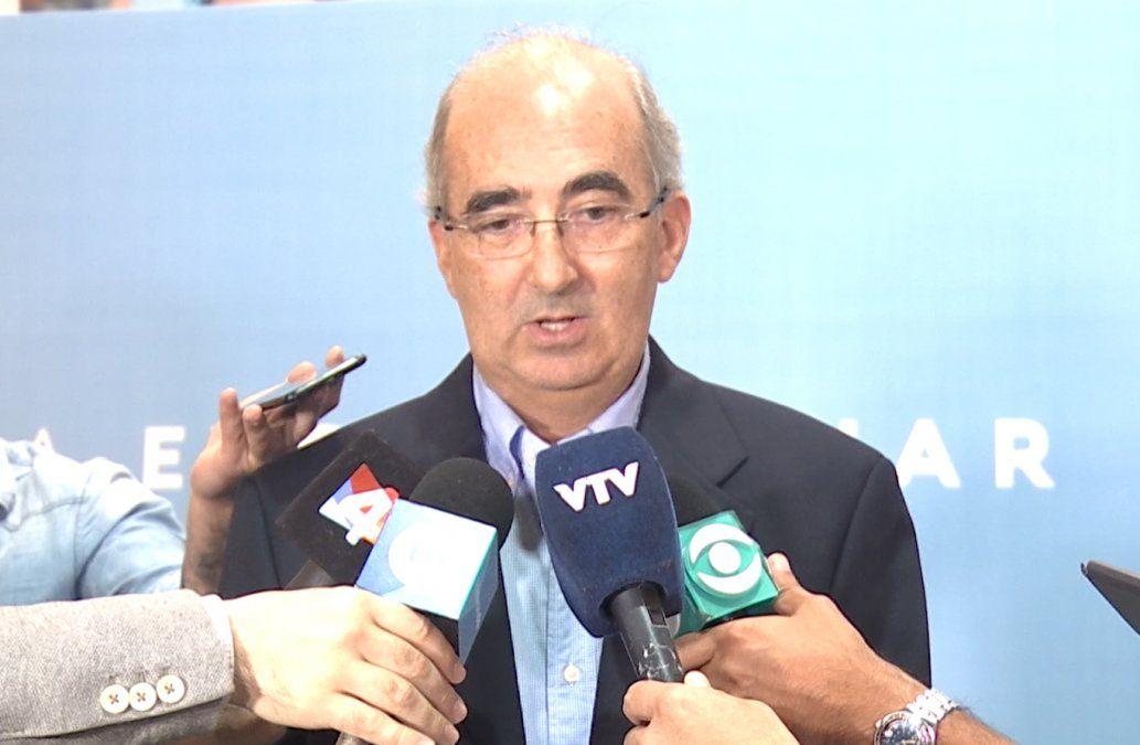 Guillermo Maciel se perfila para la subsecretaría del Ministerio del Interior