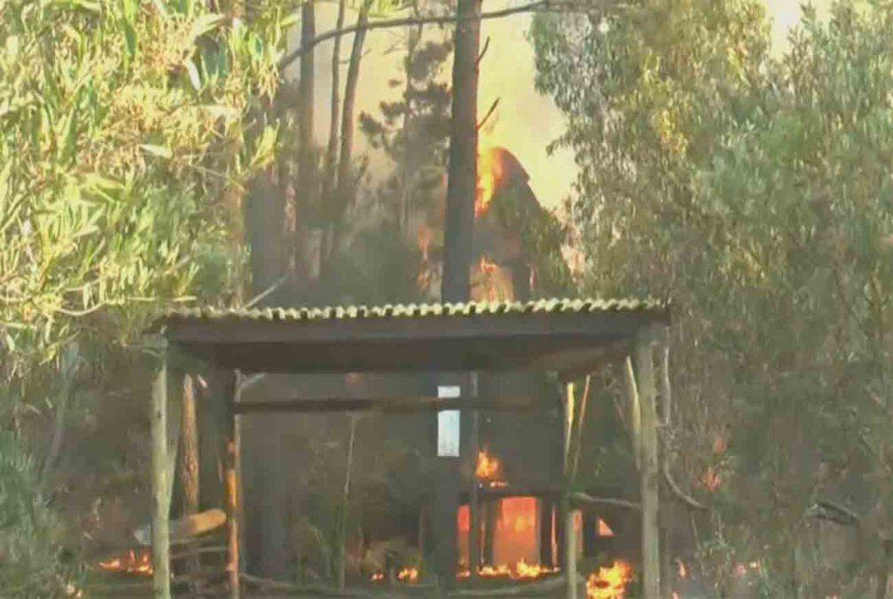 Escasez de lluvias abre temporada de incendios en Santa Isabel y El Pinar