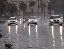 altText(Aviso especial de Meteorología por lluvias durante este fin de semana)}