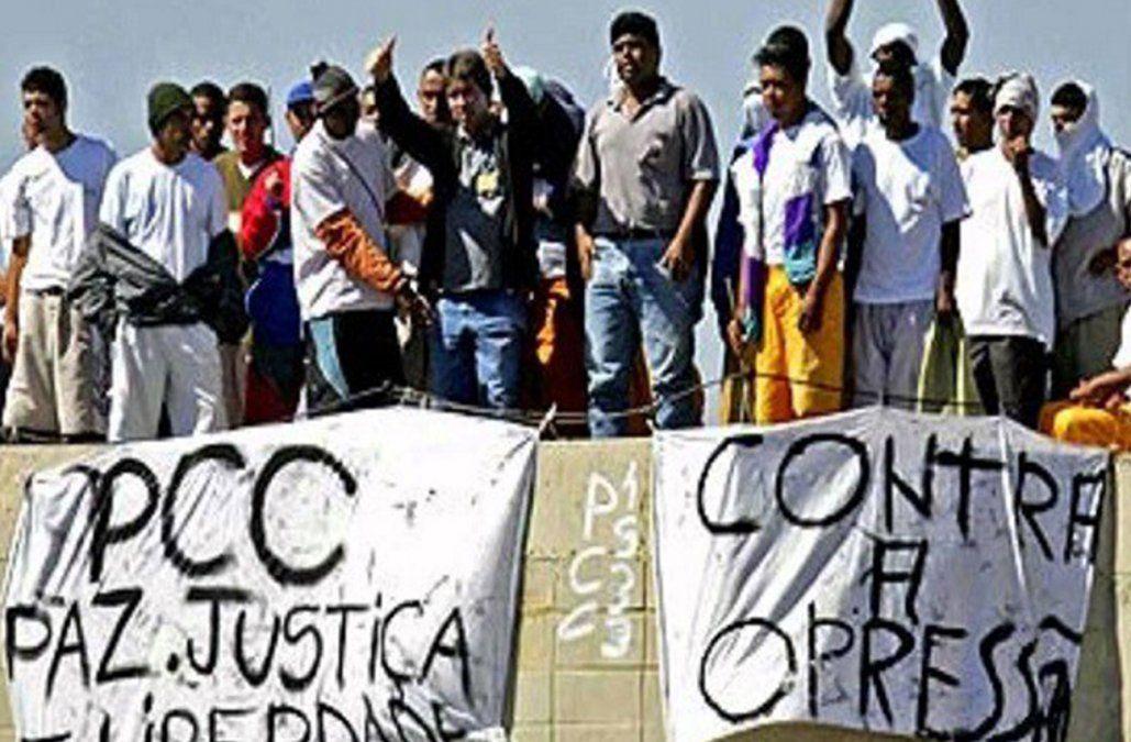 Confirman estructura de la poderosa organización delictiva brasileña PCC en Uruguay