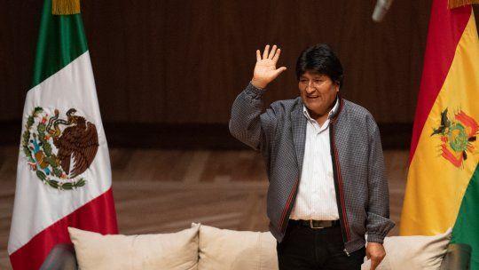 Evo Morales fue aceptado como refugiado político en Argentina tras asunción del kirchnerismo